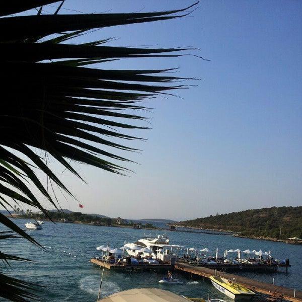 9/8/2012 tarihinde Erol K.ziyaretçi tarafından Rixos Premium Bodrum'de çekilen fotoğraf