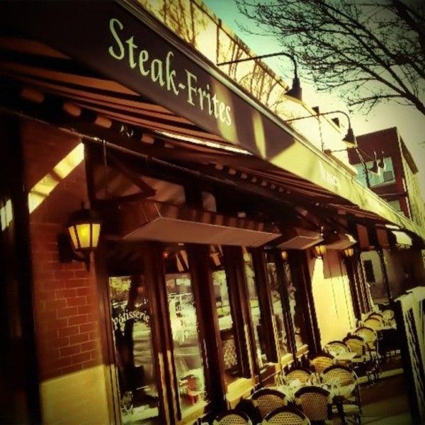 Cafe Paris Edison Menu