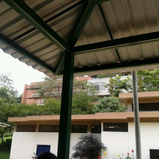Photo taken at Universidad Pontificia Bolivariana - Seccional Bucaramanga by Maritza A. on 6/14/2012