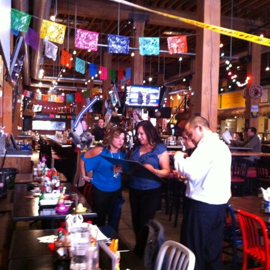 Photo taken at Pedro's Cantina by RuLaZ L. on 4/5/2012
