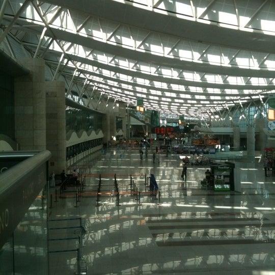Photo taken at Ankara Esenboğa Airport (ESB) by Aydın A. on 4/26/2012