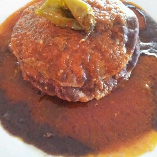 Photo taken at Café Tulum by Jaime J. on 2/24/2012