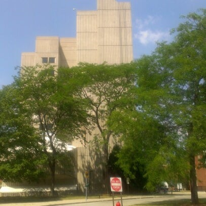 Photo taken at UWM Curtin Hall by Jacques M. on 7/16/2012