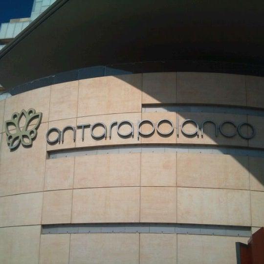 Foto tomada en Antara Fashion Hall por Angel G. el 2/4/2012