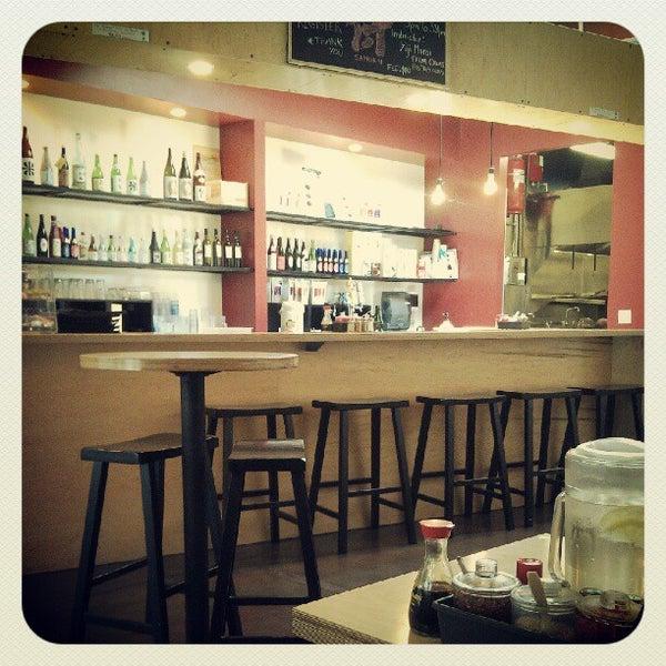 Photo taken at Samurai Noodle by Eric 'Otis' S. on 6/15/2012