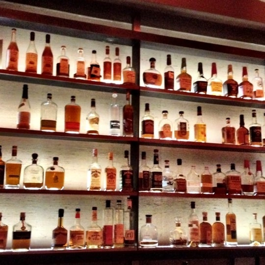 Photo taken at Char No. 4 by Ashley M. on 3/16/2012