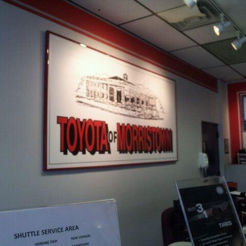 Wonderful Photo Taken At Toyota Of Morristown By Ricardo E. On 5/8/2012