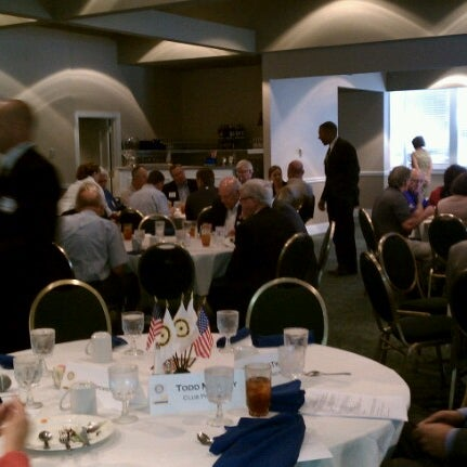 Photo taken at The Rotary Club of Omaha Meetings by Todd M. on 8/29/2012