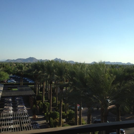 Photo taken at The Westin Kierland Resort & Spa by Chris D. on 6/19/2012