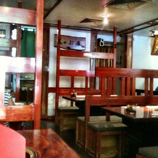 Photo taken at Shabu-Tatsu by Robert D. on 6/16/2012
