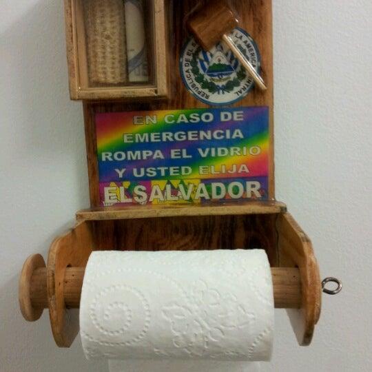 Photo taken at El Salvadoreño by Pedrito on 7/30/2012