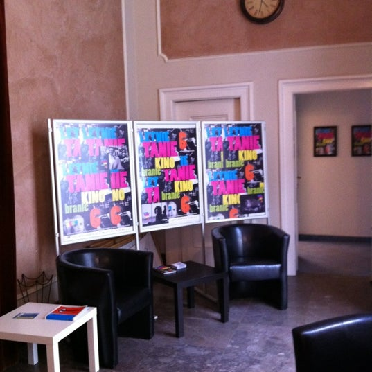 Photo taken at Kino Pod Baranami by Ilya P. on 7/13/2012