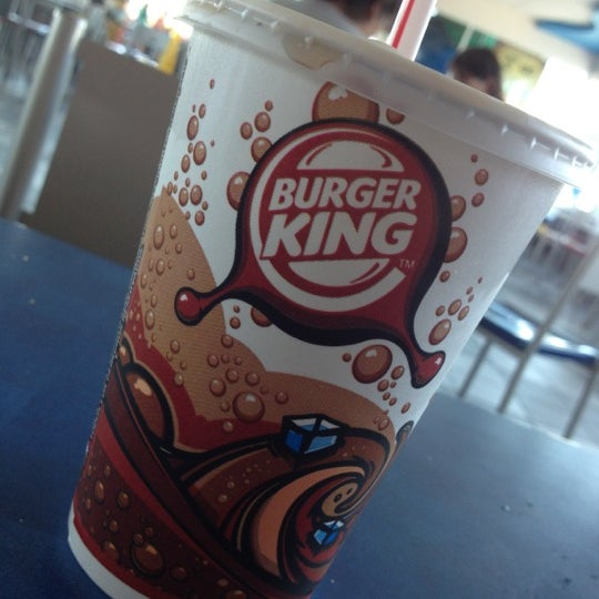 Photo taken at Burger King by Karly G. on 5/26/2012