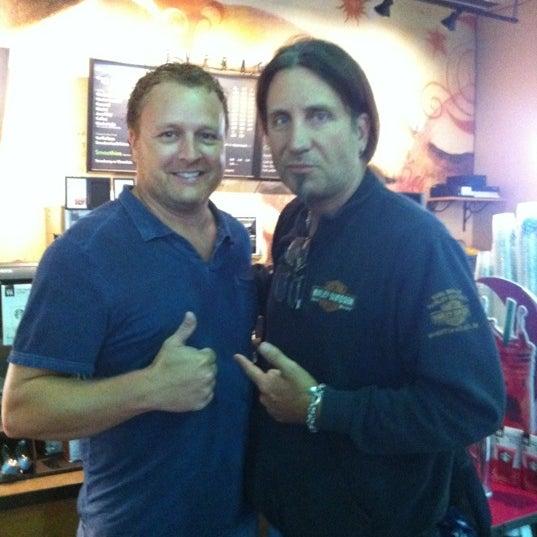 Photo taken at Starbucks by John L. on 8/14/2012