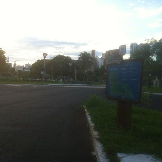 Photo taken at Parque Ecológico Maurilio Biagi by Lucho L. on 3/11/2012