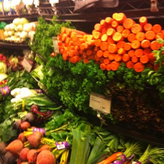 Photo taken at Bristol Farms by Eleya M. on 9/5/2012