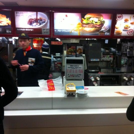 Photo taken at McDonald's by Siwon K. on 2/28/2012