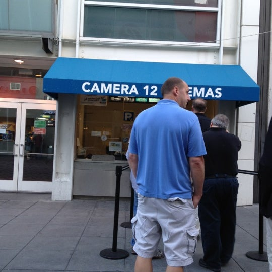 Camera 12 Cinemas (Now Closed) - Downtown San Jose - 201 S 2nd St