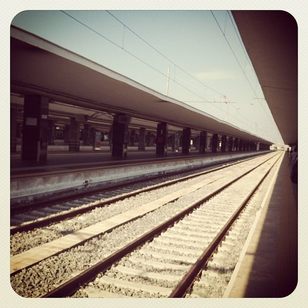 Photo taken at Napoli Centrale Railway Station (INP) by Fabrizio P. on 8/2/2012