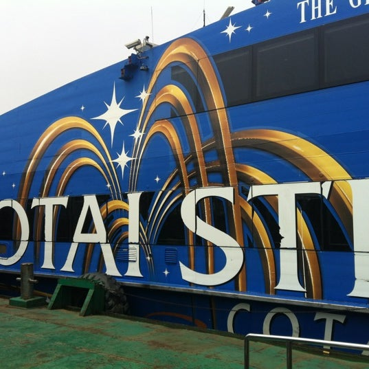 Photo taken at Taipa Ferry Terminal by MK K. on 3/30/2012