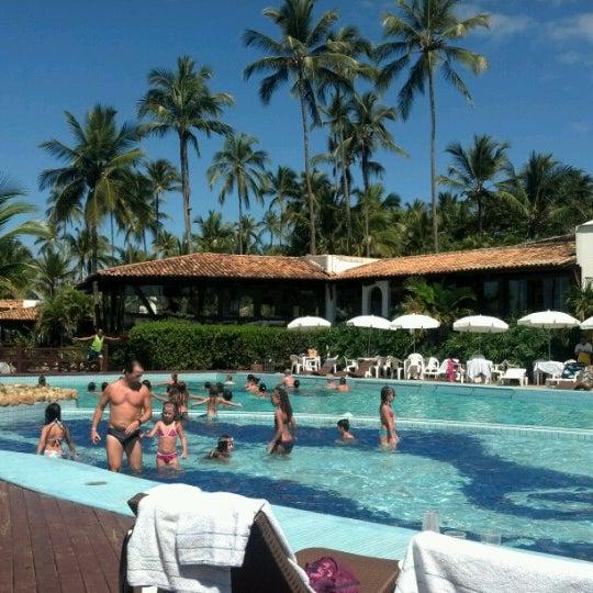 Foto tirada no(a) Cana Brava Resort por Alvaro R. em 7/27/2012
