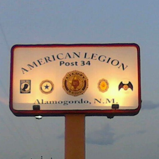 ... Pizza Patio Alamogordo Number By American Legion Post 34 Bar In  Alamogordo ...