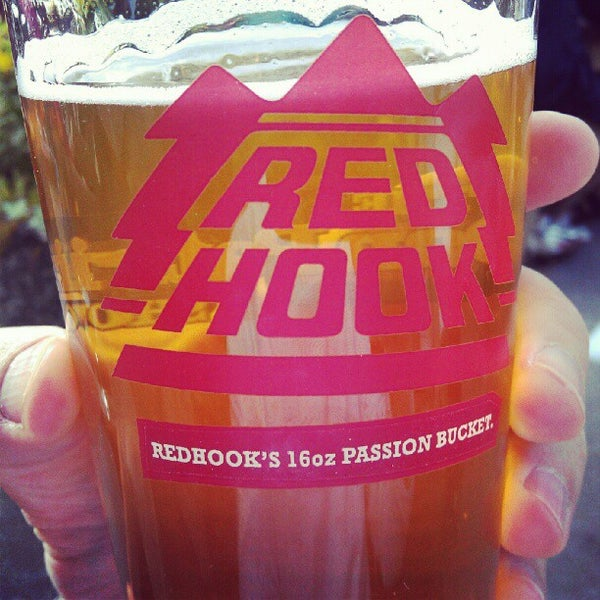 Photo taken at Redhook Brewery by Scott H. on 7/7/2012
