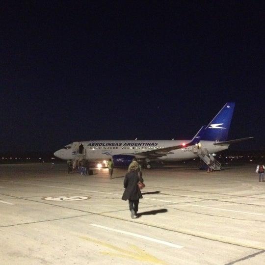 Foto tomada en Aeropuerto Internacional del Neuquén - Presidente Juan D. Perón (NQN) por Martin O. el 8/20/2012