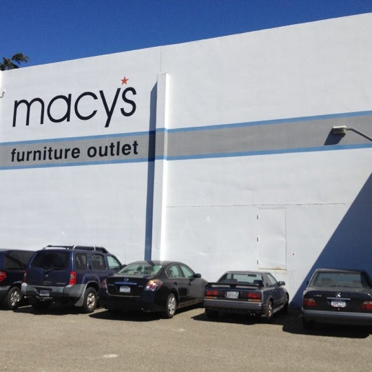 Macy's Furniture Clearance Center