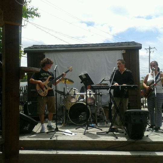 Photo taken at The Big Chill Surf Cantina by Cody S. on 6/17/2012