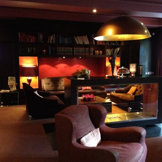 Photo taken at Sofitel Legend The Grand Amsterdam by Andi M. on 8/3/2012