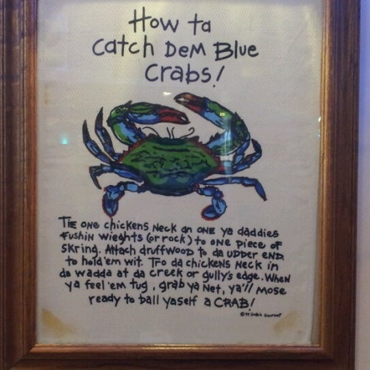 Photo taken at May's Crab & Seafood by Christina M. on 6/9/2012