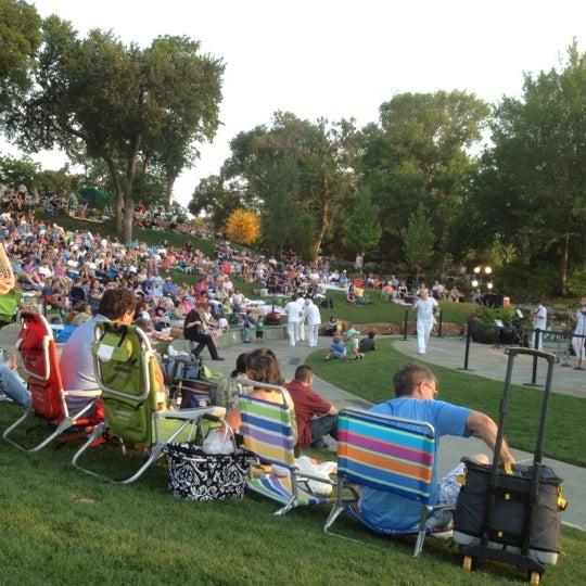 Foto tirada no(a) Dallas Arboretum and Botanical Garden por Jennifer M. em 5/16/2012