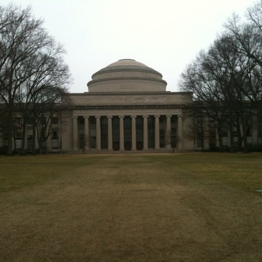 Photo taken at Massachusetts Institute of Technology (MIT) by Rafa P. on 3/14/2012