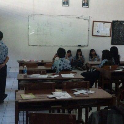 Photo taken at SMA Negeri 4 Semarang by Abdullah S. on 9/1/2012