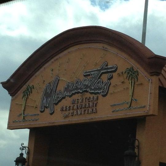 Photo taken at Mamacitas Mexican Restaurant by Eris N. on 2/26/2012