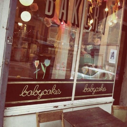 Photo taken at Erin McKenna's Bakery by Yujiro N. on 3/1/2012