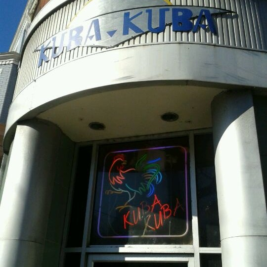Photo taken at Kuba Kuba by Wes W. on 3/11/2012