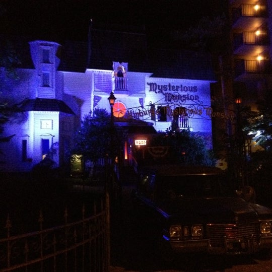 Foto diambil di Mysterious Mansion oleh Joey B. pada 6/28/2012