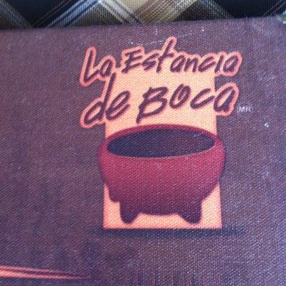 Foto tomada en La Estancia De Boca por Grardo U. el 7/27/2012