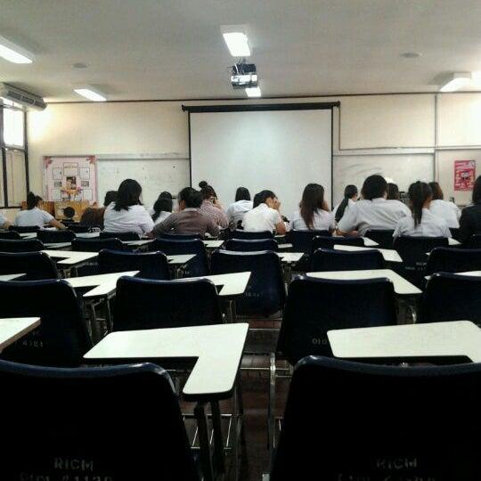 Photo taken at Chiang Mai Rajabhat University by เฟรม เ. on 3/6/2012