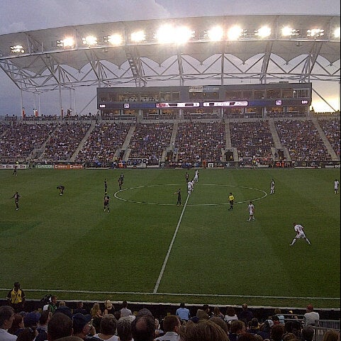 Photo taken at Talen Energy Stadium by Michael G. on 7/29/2012