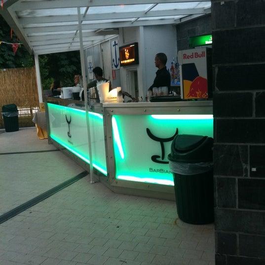 Photo taken at Bar Bianco by Marta M. on 7/9/2012
