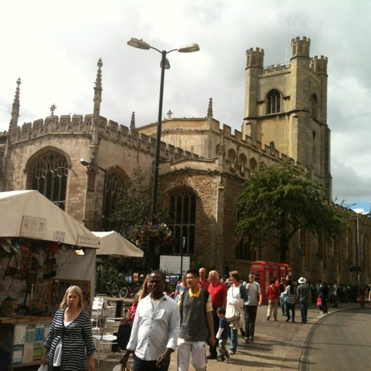 Photo taken at Cambridge Market by Valentina D. on 8/25/2012