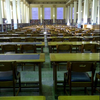 Photo taken at Barr Smith Reading Room by Ginny W. on 5/9/2012