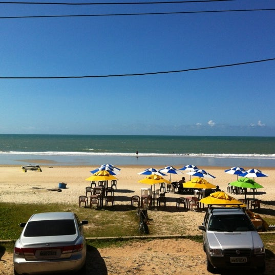 Photo taken at Lagoinha Kite Point by Germano F. on 5/26/2012