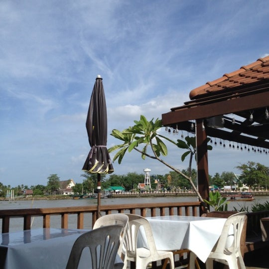 Photo taken at Baan Chom View by MiKey S. on 8/5/2012