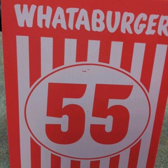 Photo taken at Whataburger by Scott L. on 2/26/2012