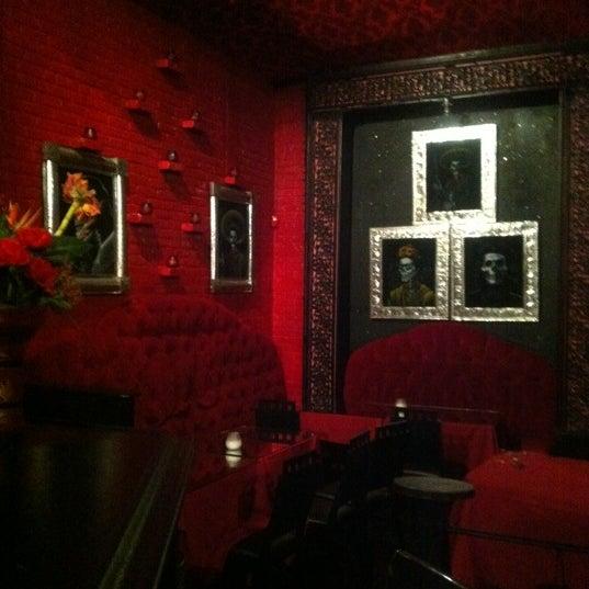 Photo taken at Velvet Margarita Cantina by Christine M. on 9/11/2012