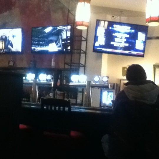 Photo taken at Firkin on Yonge by Housemuzik on 2/18/2012